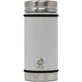 MIZU V5 Isolierte Flasche with V-Lid 500ml enduro grey